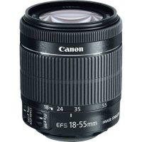 لنز کانن مدل     EF-S 18-55mm f/3.5-5.6 IS STM