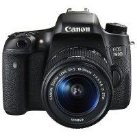 CANON EOS 760D + LENS 18-55MM IS STM