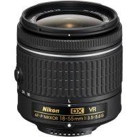 لنز نیکون مدل AF-P DX NIKKOR 18-55mm f/3.5-5.6G VR