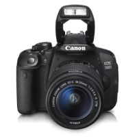 Canon EOS-700D +18-55 IS STM