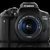 Canon EOS 750D + Lens 18-55mm IS STM