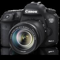 Canon EOS 7D Mark II Kit EF-S18-135mm IS
