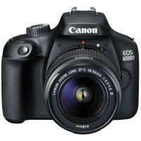 دوربین کانن CANON EOS 4000D + 18-55 III