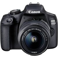 دوربین کانن CANON  EOS 2000D + 18-55 IS