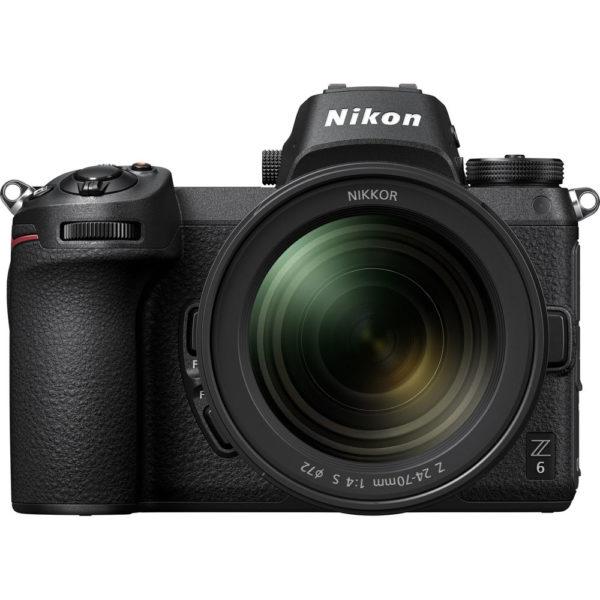 دوربین بدون آینه نیکون Nikon Z6 mirrorless kit NIKKOR Z 24-70mm f/4 S